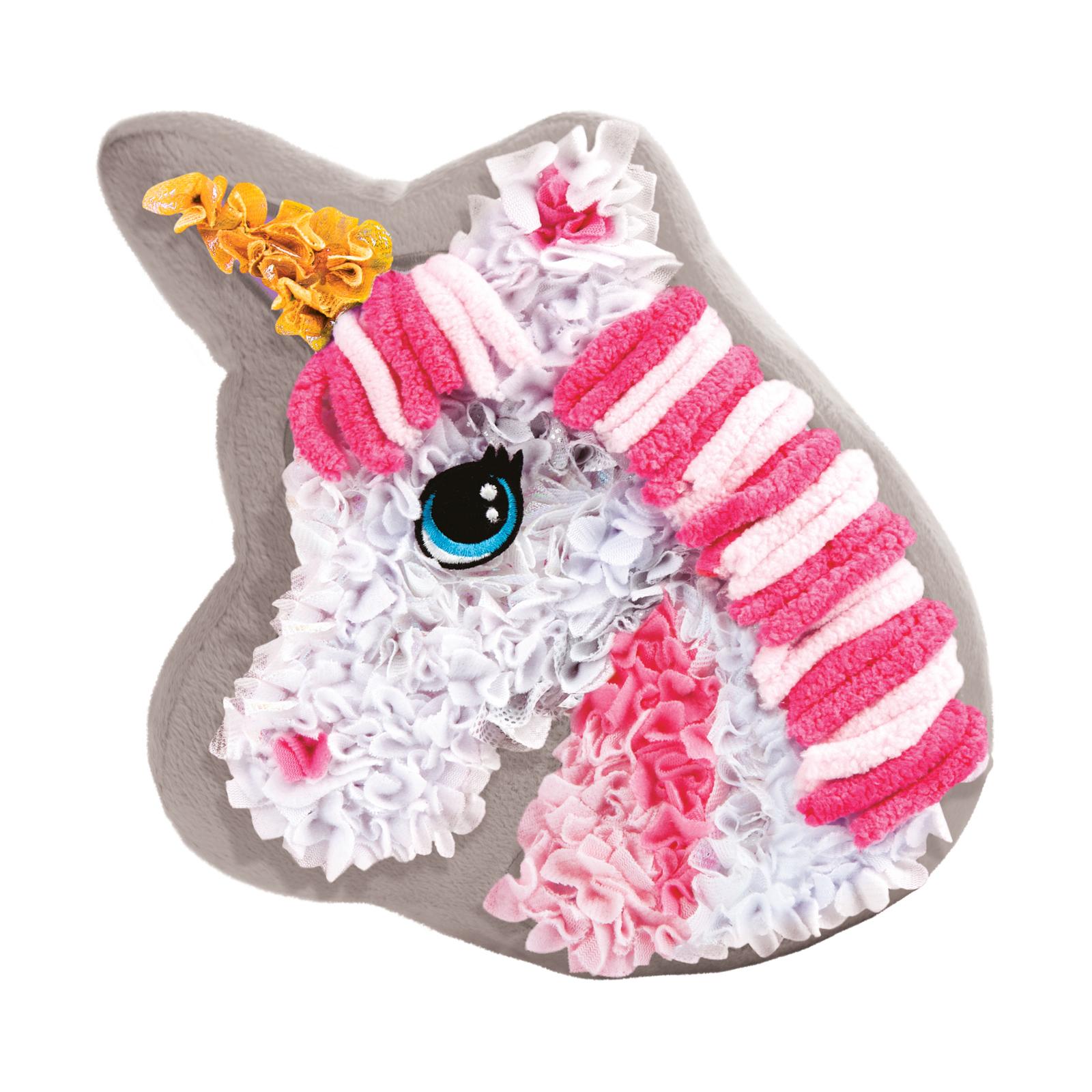 My Design Unicorn Pillow Plushcraft Kit Toy
