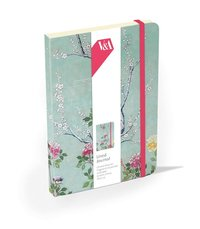 Museum & Galleries: Lined Journal - Chinese Blossom