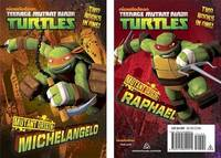 Mutant Origin: Michelangelo/Raphael (Teenage Mutant Ninja Turtles) by Michael Teitelbaum
