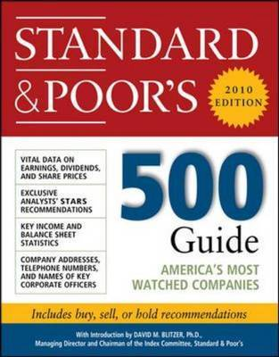 Standard and Poor's 500 Guide by Standard & Poor's image