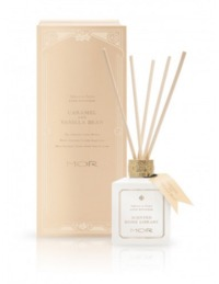MOR Fragrant Reed Diffuser - Caramel & Vanilla Bean (180ml)