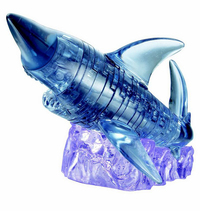 Crystal Puzzle - Shark