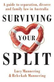 Surviving Your Split by Lucy Mannering