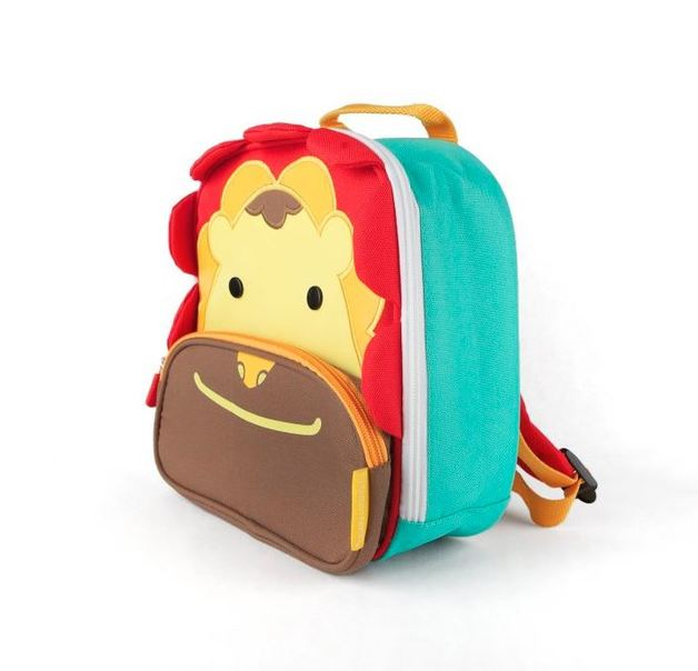 Marcus & Marcus: Insulated Lunch Bag - Lion