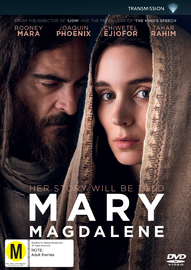 Mary Magdalene on DVD
