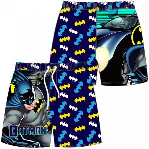 90d6b96837 DC Comics: Batman - Swim Shorts (7-8 Years) image