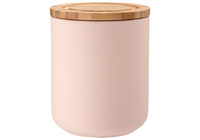 Stak: Soft Matt Canister: Pink (13cm)