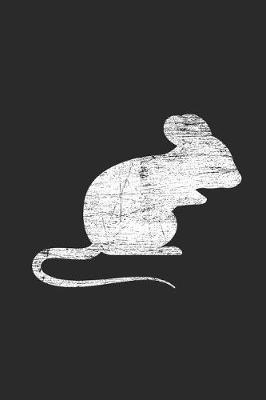 Mouse Silhouette by Mouse Publishing