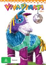 Viva Pinata - Vol. 1 on DVD