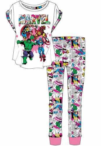 Marvel Comics: Womens Pyjama Set (16-18) image