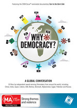 Why Democracy? - A Global Conversation (3 Disc Set) on DVD