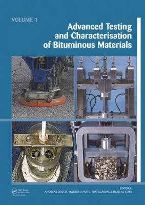 Advanced Testing and Characterization of Bituminous Materials image