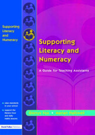Supporting Literacy and Numeracy by Glenys Fox image