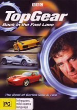 Top Gear - Back In The Fast Lane: The Best Of Series 1 And 2 on DVD