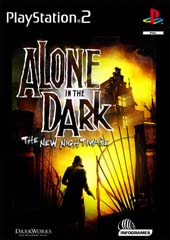 Alone In The Dark 4 for PlayStation 2