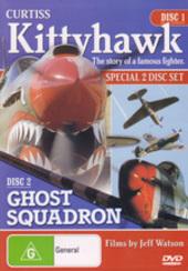 Curtiss Kittyhawk (2 Disc) on DVD