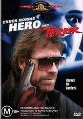 Hero And The Terror on DVD