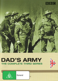 Dad's Army - The Complete 3rd Series (2 Disc) on DVD image