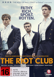 The Riot Club on DVD
