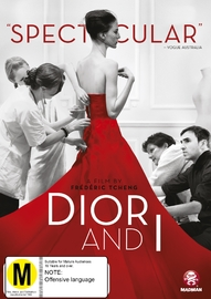Dior And I on DVD