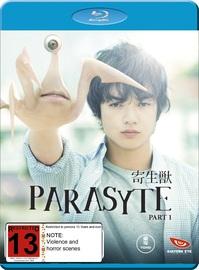 Parasyte Part 1 on Blu-ray
