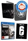Tom Clancy's Rainbow 6 Siege - Steelbook Edition for PS4