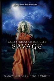Savage by Nancy Holder