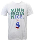 Fargo Minnesota Ice T-Shirt (Small)