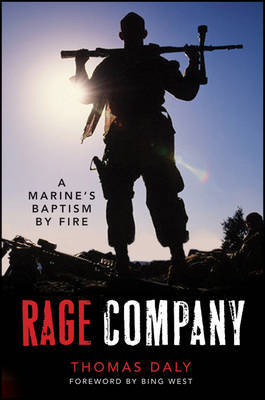 Rage Company by Thomas P Daly image