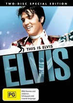 This is Elvis - Two-Disc Special Edition (2 Disc Set) on DVD