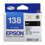 Epson Ink Cartridge 138 (Black)