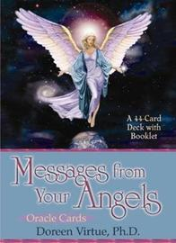 Messages from Your Angels: Oracle Cards by Doreen Virtue