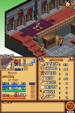 Luminous Arc for Nintendo DS image