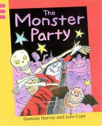The Monster Party by Damian Harvey image