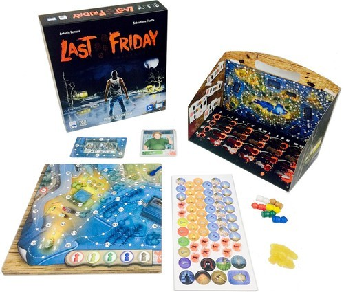 Last Friday - Board Game image