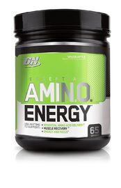 Optimum Nutrition Amino Energy Drink - Green Apple (585g)