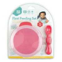 Bumkins: First Feeding Set - Red image