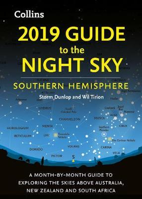 2019 Guide to the Night Sky Southern Hemisphere by Storm Dunlop image