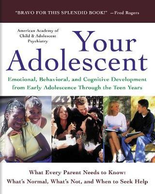 Your Adolescent by David Pruitt image