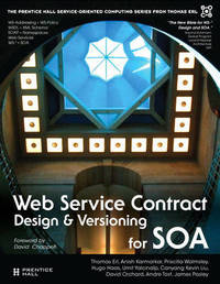 Web Service Contract Design and Versioning for SOA by Thomas Erl image