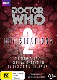 Doctor Who: Revisitations 2 on DVD
