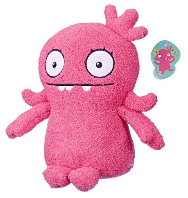 """Ugly Dolls: 9.5"""" Character Plush - Yours Truly Moxy"""