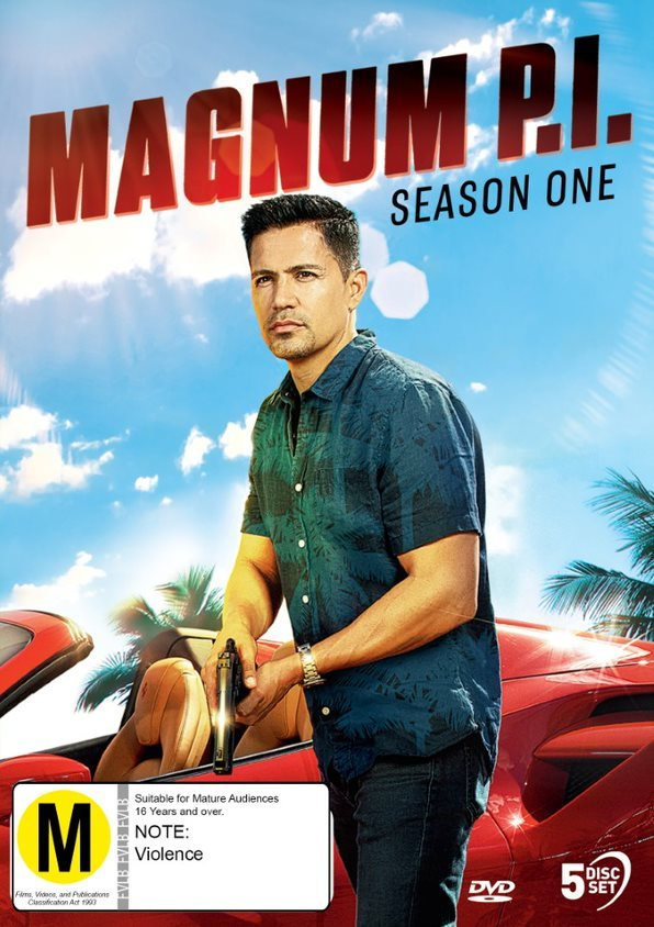 Magnum, P.I. (2018) - Season One on DVD image