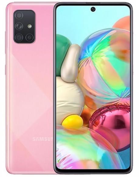 Samsung Galaxy A71 (2020) (128GB/8GB RAM) - Prism Crush Pink