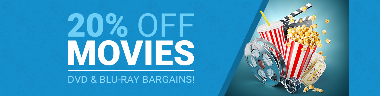 Massive Movies & TV Show Sale on NOW!