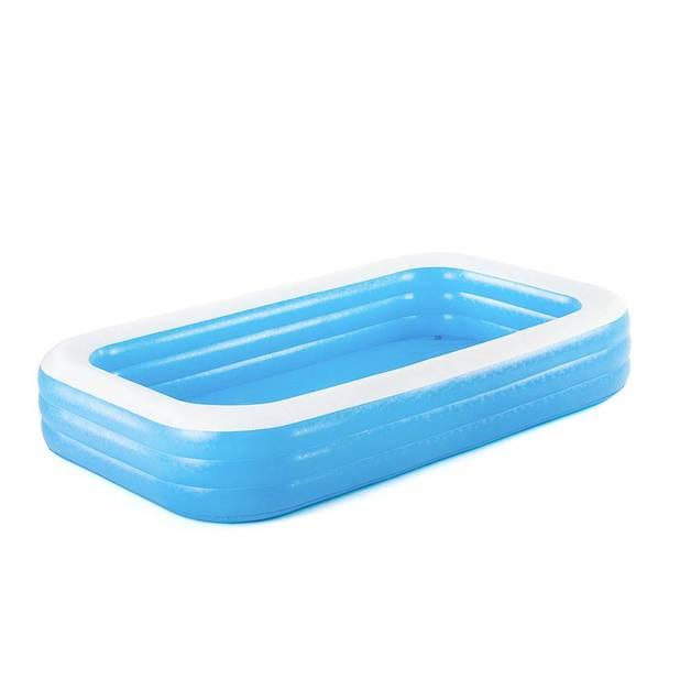 Bestway: Blue Rectangular Pool (10' x 6')