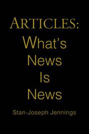 Articles by Stan-Joseph Jennings