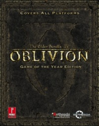 Elder Scrolls IV: Oblivion Game of the Year Edition Official Strategy Guide image