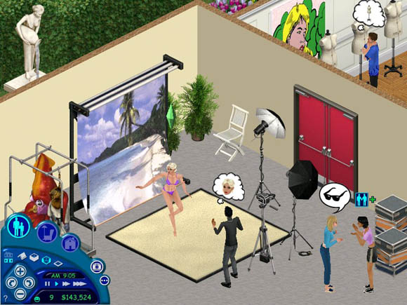 The Sims: Superstar screenshot