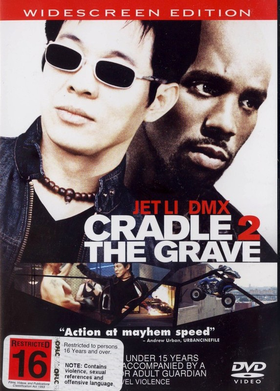 Cradle 2 The Grave on DVD